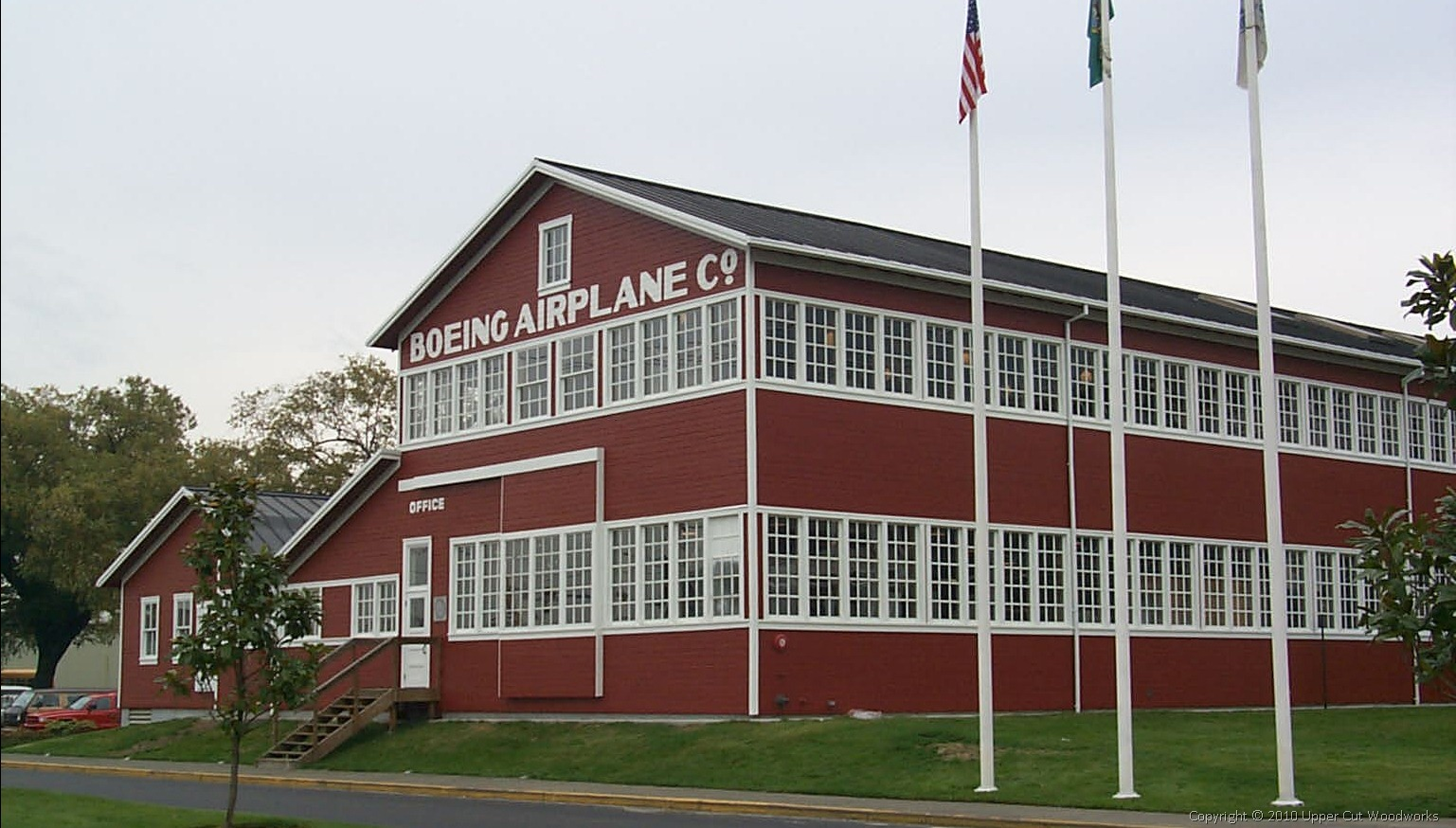 The Woodworking Shop at Boeing's Red Barn Part 2: Hand Tools and ...